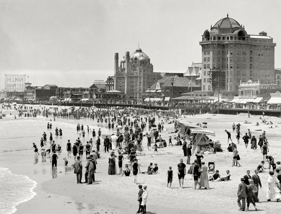 Atlantic City 1915