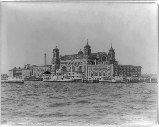 Ellis Island (New York Harbor)